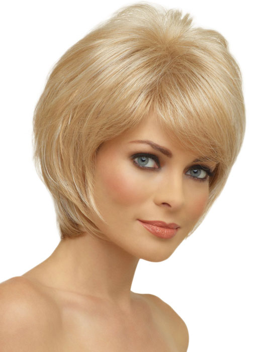 Envy Kellie Wig : Capless Monofilament Top | Color LIGHT BLONDE