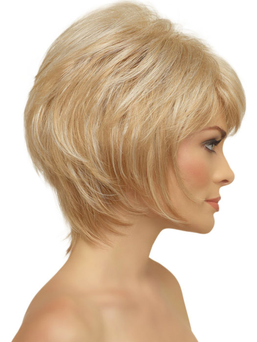 Envy Kellie Wig : Right Profile | Color LIGHT BLONDE
