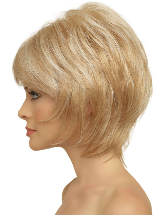 Envy Kellie Wig : Left Profile | Color LIGHT BLONDE