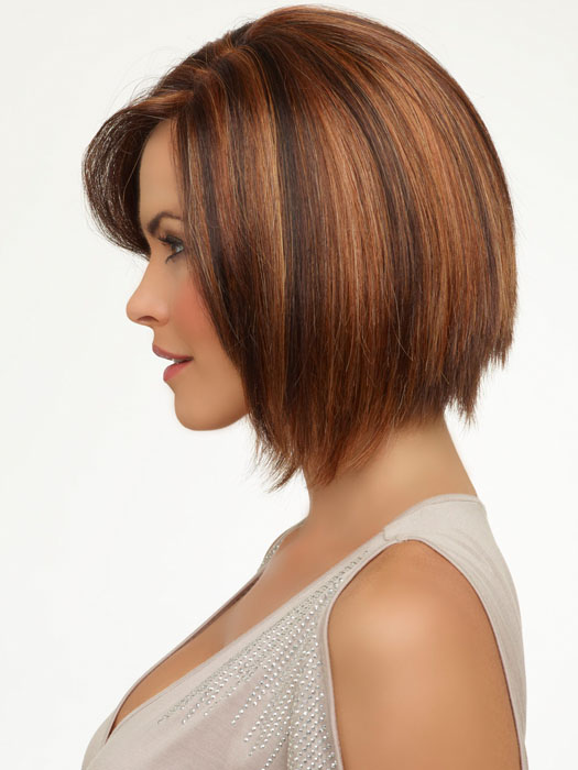Envy Kimberly : Left Profile | Color CHOCOLATE CARAMEL