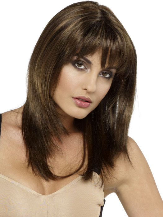 Envy Leyla Wig : Color MEDIUM BROWN
