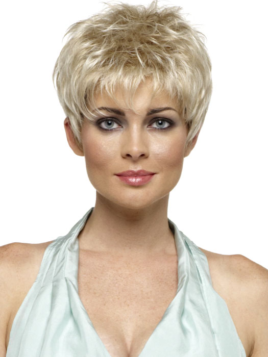 Penelope by Envy Wigs | Capless Short Pixie Cut with Bangs | Wigs.com ...