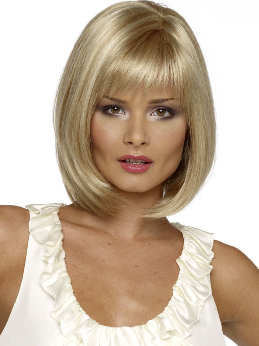Petite Paige by Envy: Color Light-Blonde (2 toned blend of creamy blonde with champagne highlights)