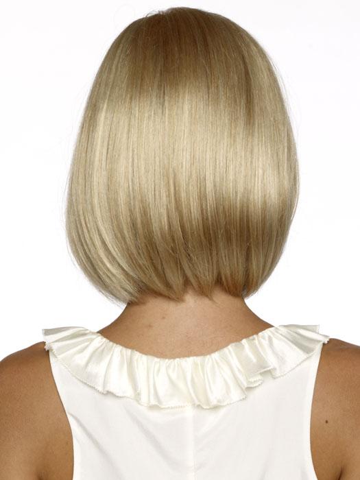 Envy Petite Paige Wig : Back View | Color Light-Blonde