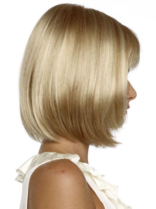 Envy Petite Paige Wig : Right Profile | Color Light-Blonde