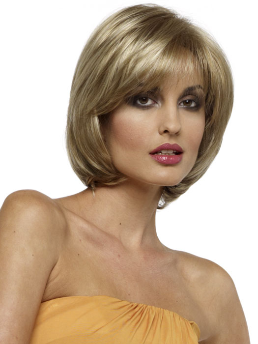 Envy Sheila Wig : Bob Cut | Color DARK BLONDE
