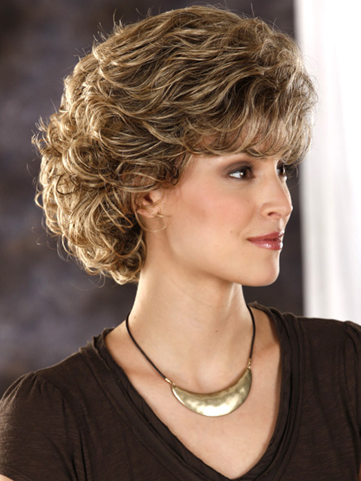 Sophia by Henry Margu Wigs : Profile View | Color 8/26R