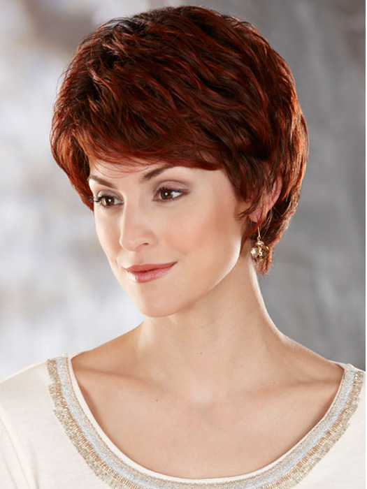Toni by Henry Margu Wigs : Side View | Color 131GR