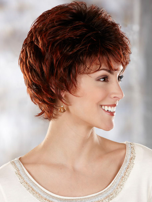 Toni by Henry Margu Wigs : Profile View | Color 131GR