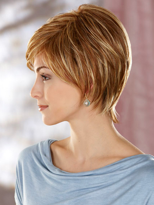 Brenda by Henry Margu Wigs: Profile View | Color 29H