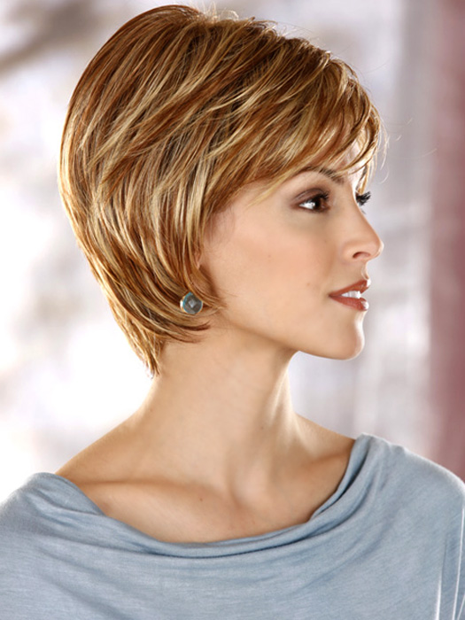 Brenda by Henry Margu Wigs: Side View | Color 29H