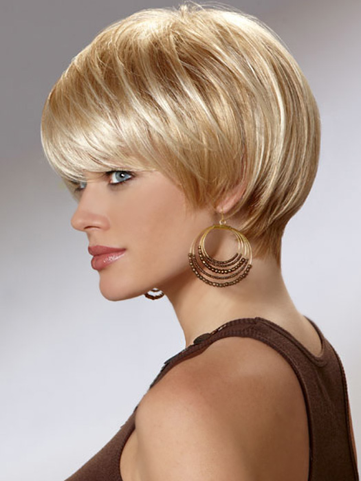 Henry Margu Audrey Wig: Profile View | Color 2600H