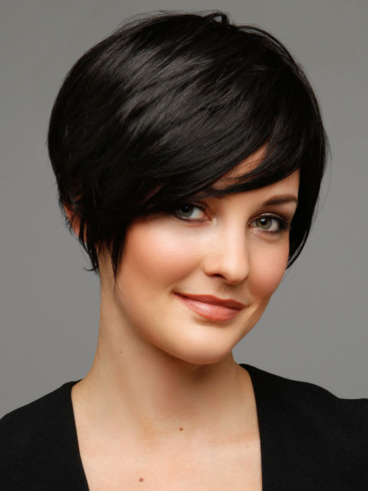 Short Bob Tabatha Coffey - HOW: Color 111 - Black