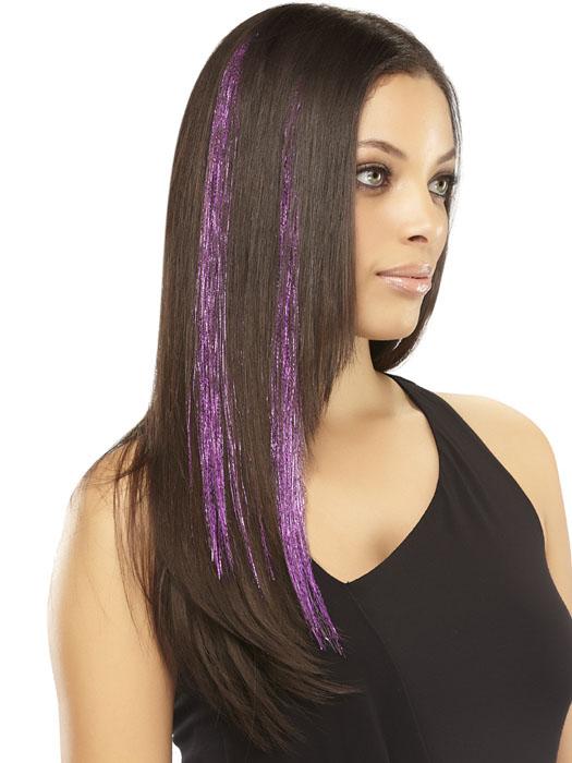 Color: Purple Tinsel