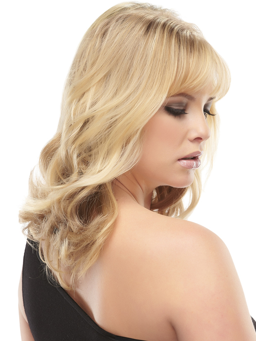 10 inch easiVolume Human Hair Clip In Volumizer (1pc): Color 12F
