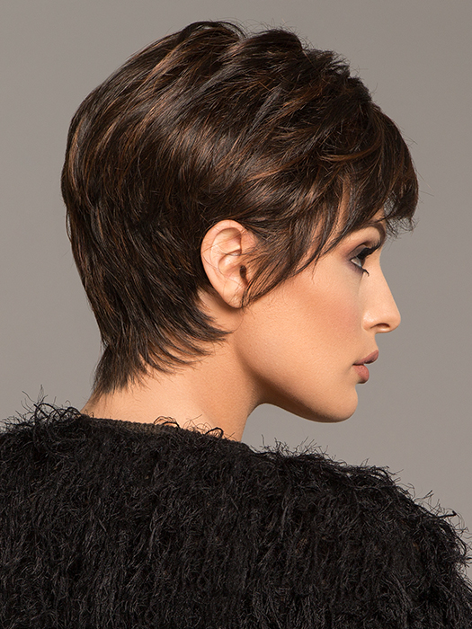 Tapered neckline and extra confort | Color: FS4/33/30A-Midnight Coco