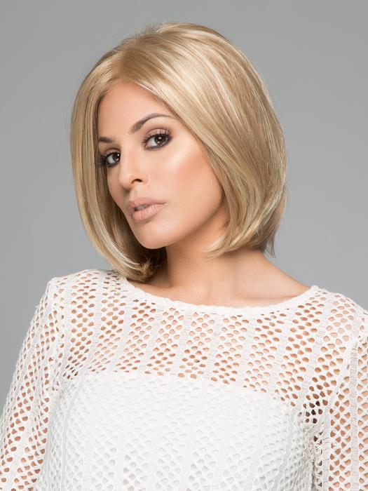 Top Color : 24B22- Light Gold Blonde & Light Ash Blonde