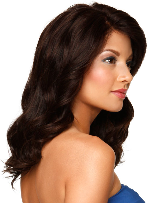 100% Remy Human Hair, Mono Top & Lace Front