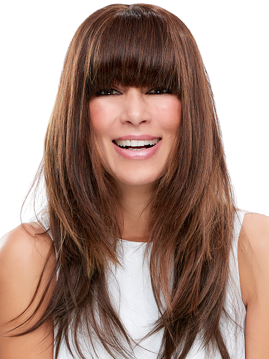 easiFringe by easihair   Color: 6RN [Exclusive Color]