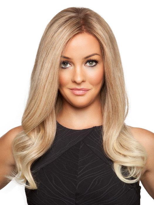 Blake Exclusive by Jon Renau: Color 27T613S8 - Light Auburn & Platinum Blonde
