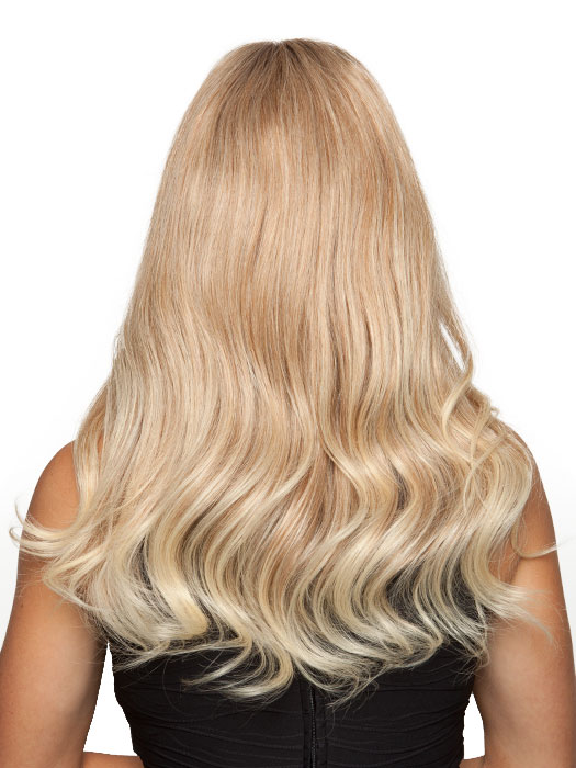Blake Exclusive Colors by Jon Renau: Color 27T613S8 - Light Auburn & Platinum Blonde