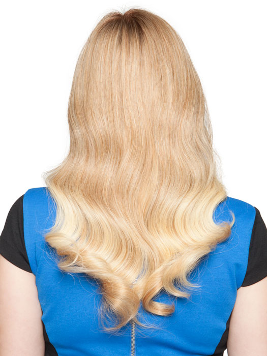 Long tapered layers have natural body | Color: 12FS8