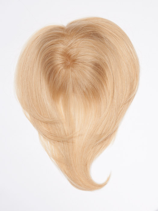 The Hand-Tied Monofilament base gives the look of your own scalp | Color: 22MB