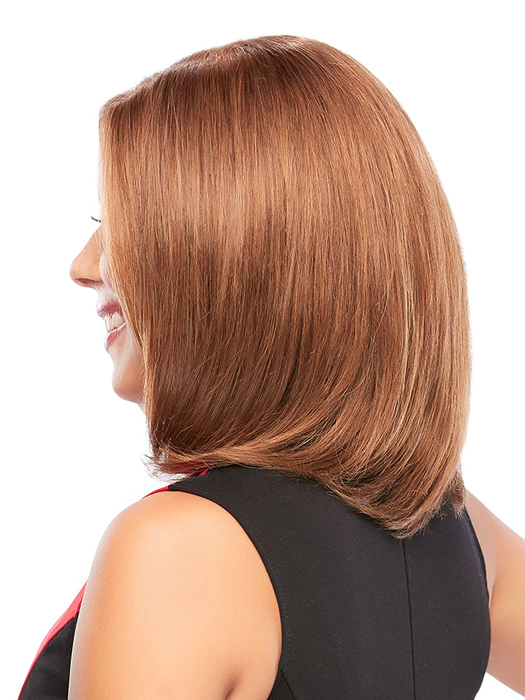Layered neckline can be trimmed by your stylist | Color: 4/27/30