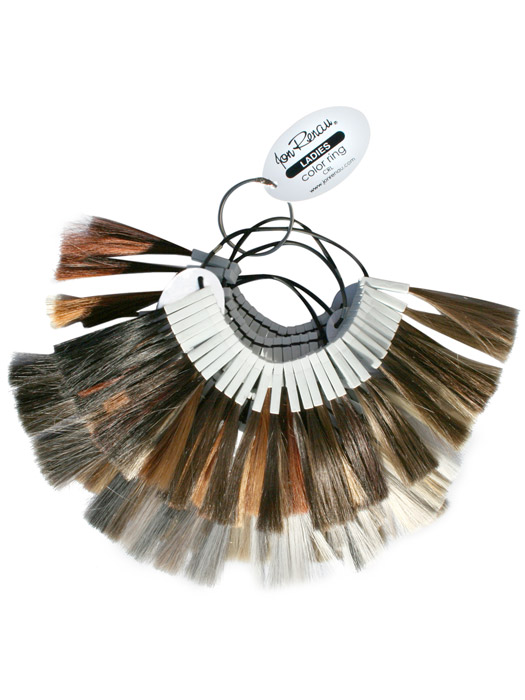Jon Renau Ladies Synthetic Wig Color Ring