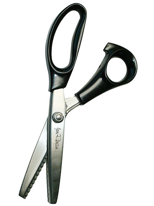 Pinking Shears by Jon Renau