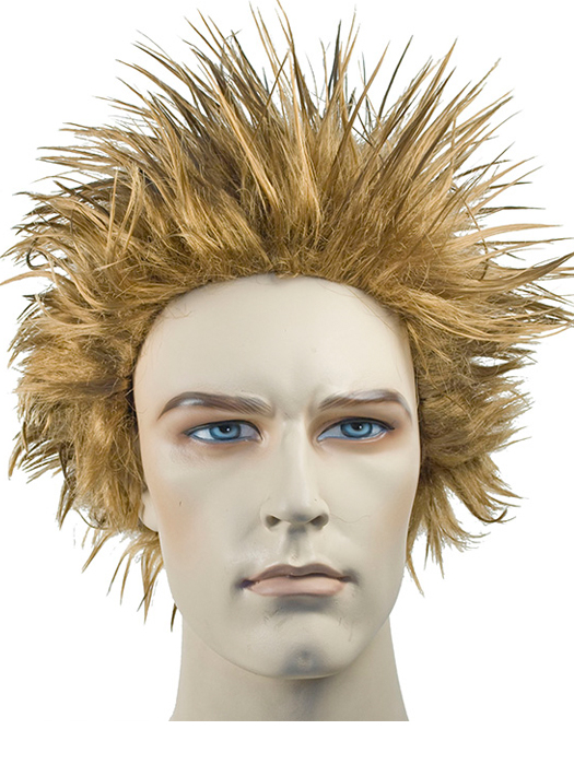 Mens Spiky Wigs This Cosplay Men Style Wig ia
