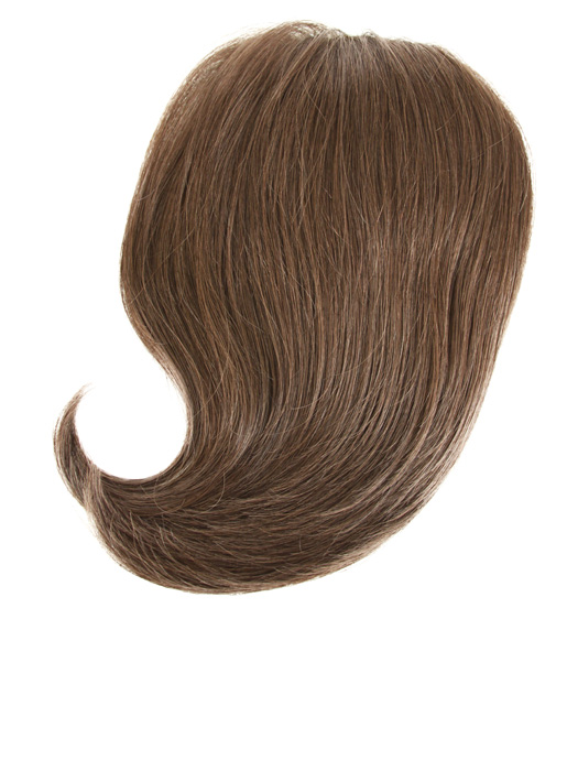 Human hair can be styled to match your hair