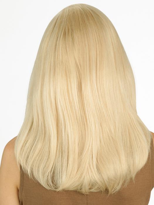 Color Light-Blonde   100% Hand-Tied Cap