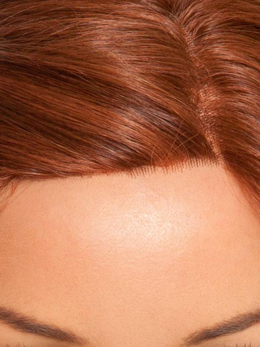 Louis Ferre PLF 002HM: Lace Front - Close Up