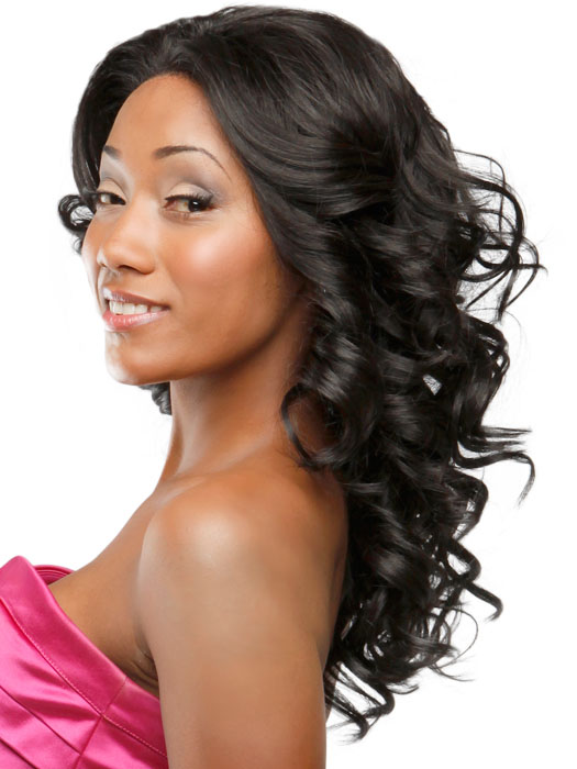 Casual Curl by Sherri Shepherd (Wigs.com exclusive photo)