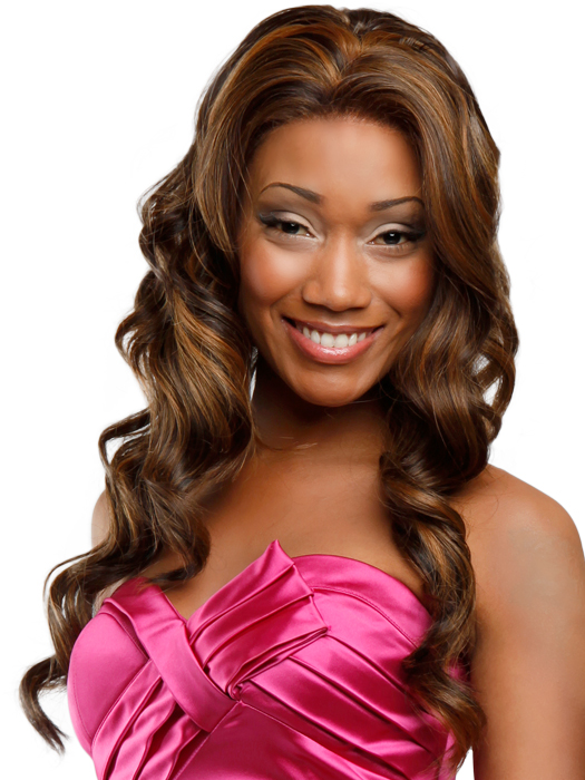 Goddess Waves Wig by Sherri Shepherd - NOW: Color FS4/28