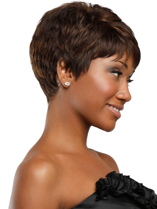 SENIOR MOMENT 4 WOMEN: PROTECTIVE STYLING, SHORT/PIXIE WIGS