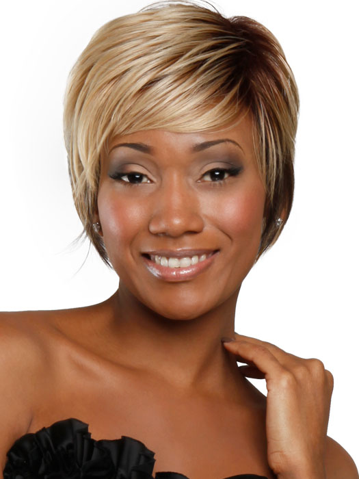 LuxHair NOW - Stacked Bob: Color 3T/4/613