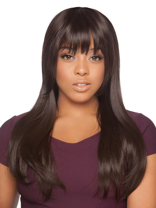 NOW Clip-in Bangs by Sherri Shepherd