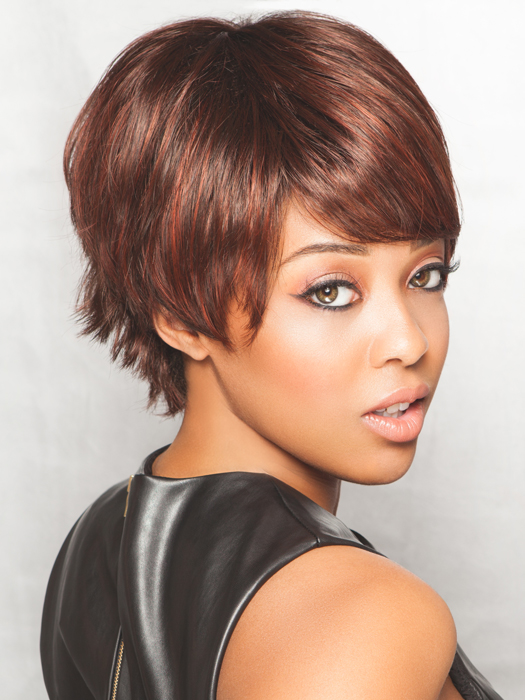 Wigs.com Favorite | Color: Auburn Rooted