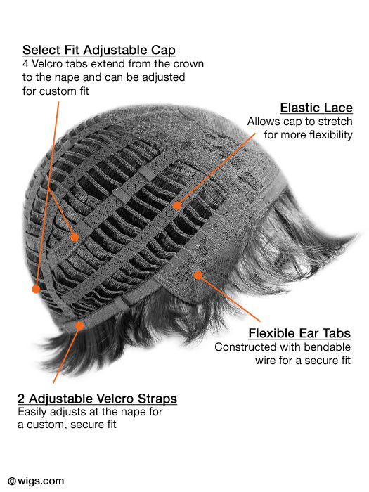 Revlon Elara - Cap Details Side