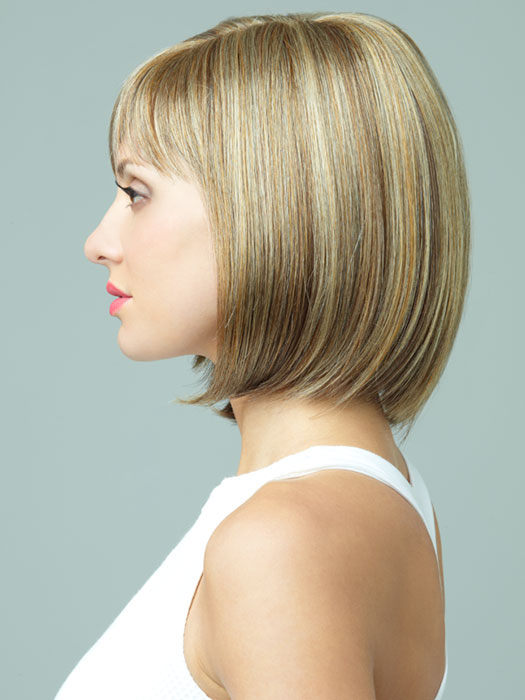 Revlon Petite Portia: Profile View | Color 10/140T (Pralines and Cream)