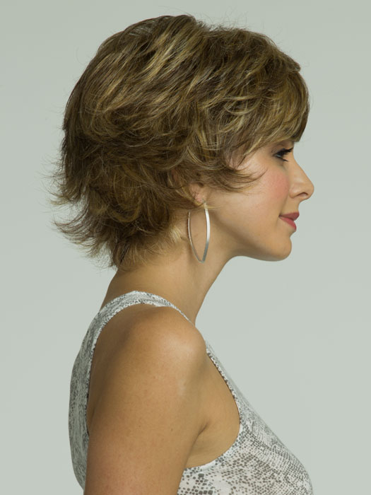 Revlon Wigs Adelle : Profile View
