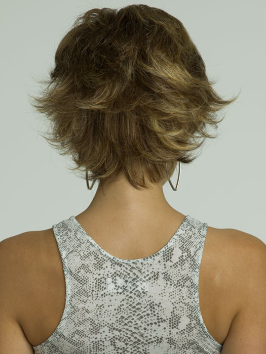 Revlon Wigs Adelle : Back View