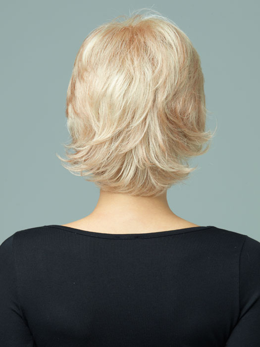 Revlon Wigs Paisley : Back View | Color 223/23C (Sugar Cookie)