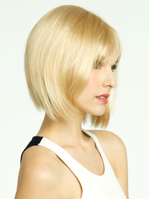 Ricky by Revlon Wigs : Razor Cut Bob | Color 263R (Golden Glaze)