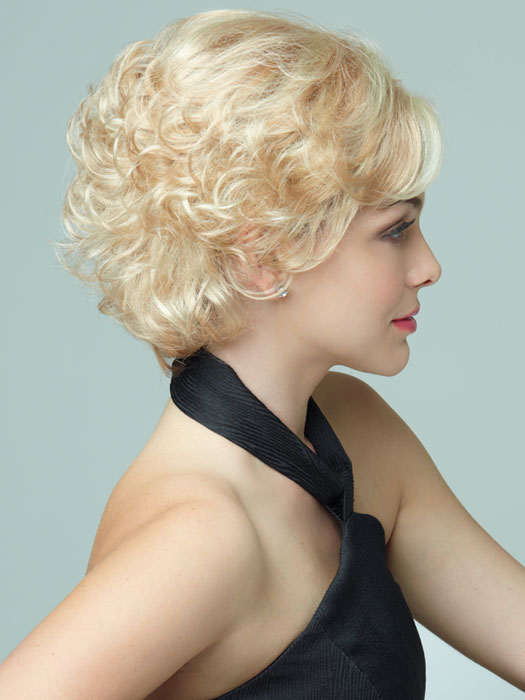 Willow by Revlon Wigs : Curly Layers | Color 263R - Golden Glaze