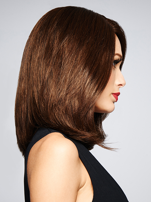 100% Human Hair – Feels incredibly soft and can be styled just like your own hair | Color: R3025S