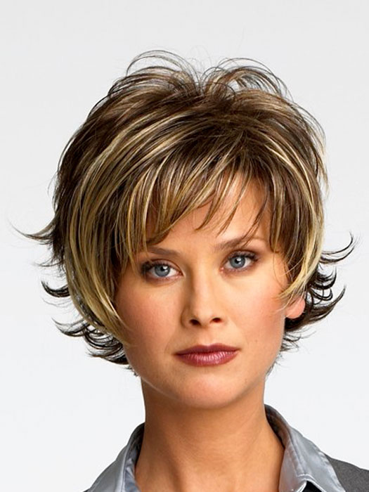 Frosted Hair For Over 50 | hairstylegalleries.com