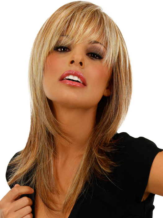 Enigma Raquel Welch: Color R29S+ Glazed Strawberry (Strawberry Blonde with Pale Blonde highlights)